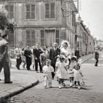 Wedding paris 1950 Robert Doisneau (1)